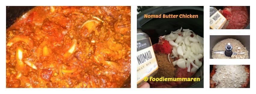 Nomad Butter Chicken!