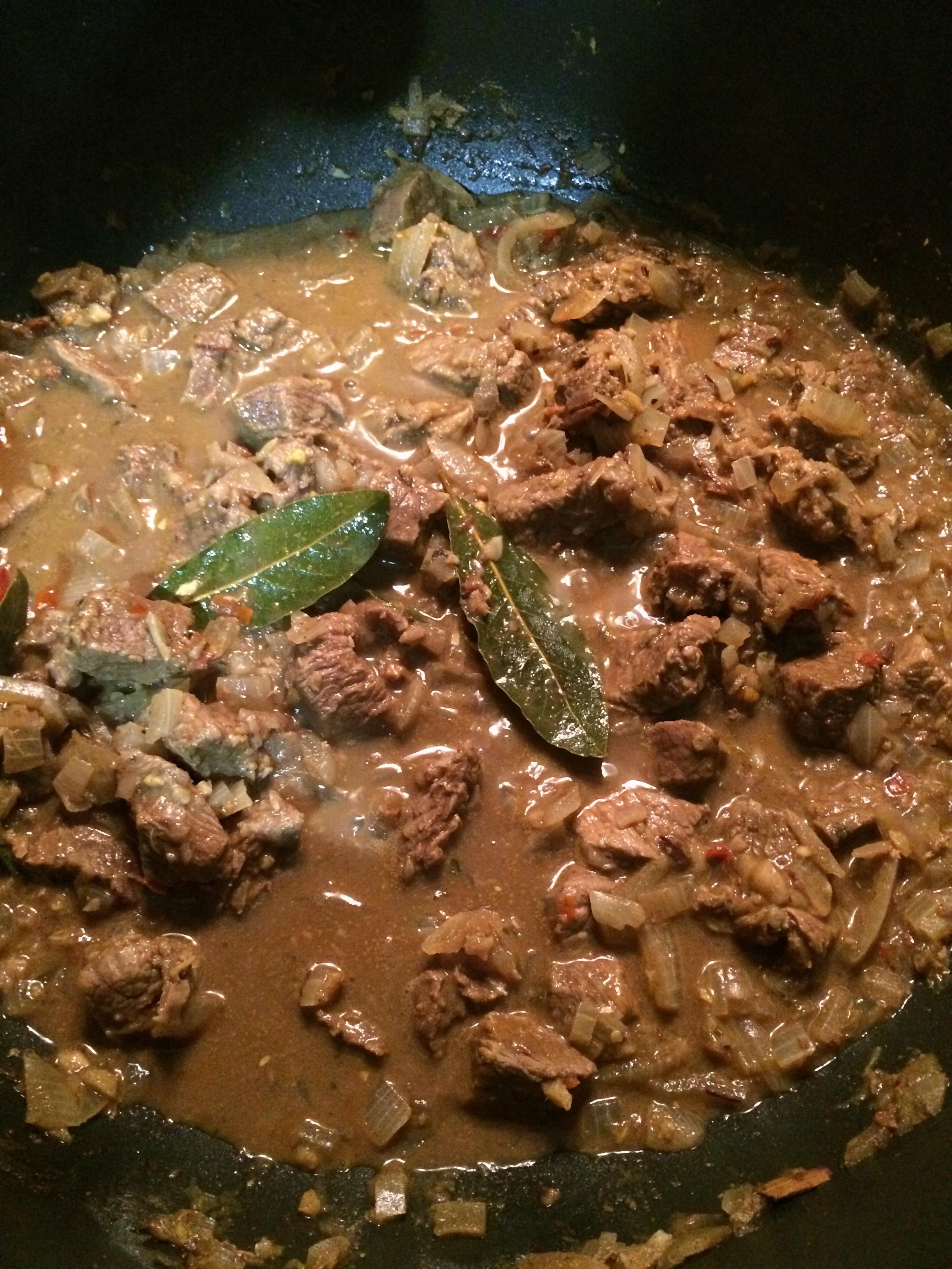 Beef Vindaloo 🌶🌶🌶