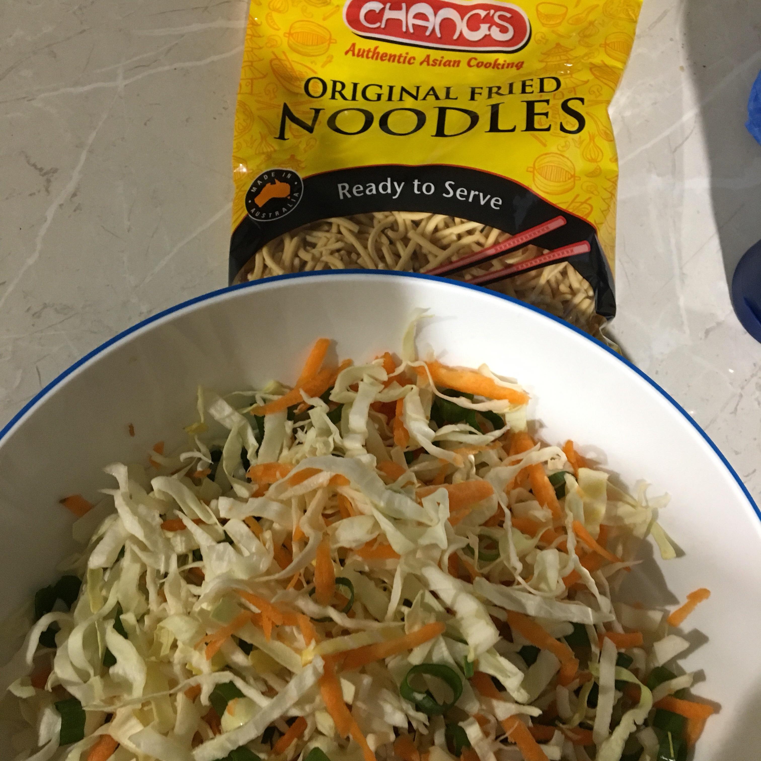Noodle Coleslaw
